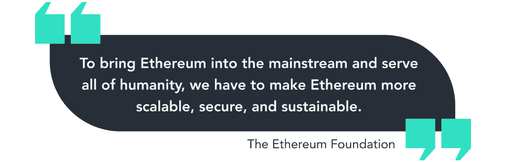 Why Stake Your ETH: The Core Concepts of Eth2 Staking