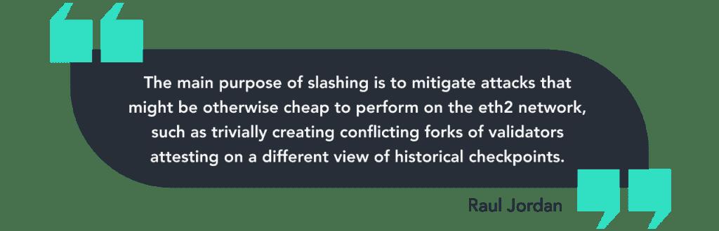 Understanding Eth2 Slashing & Preventative Measures