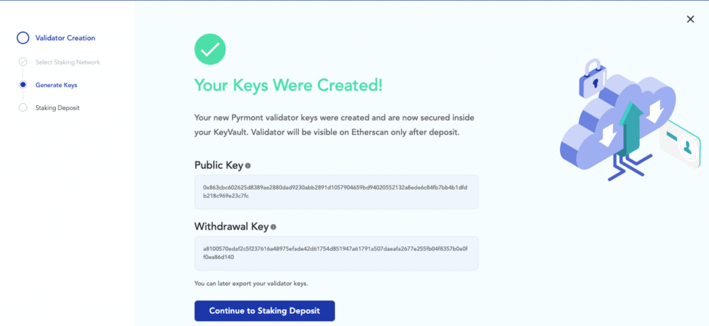 Securing Your Seed, Blox Staking Password & Keys